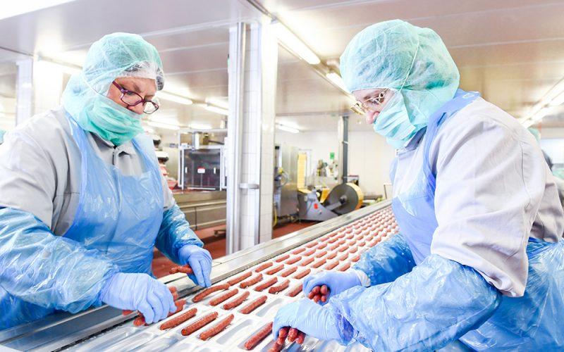 Production Sausages